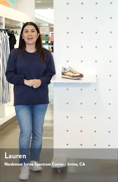 Alpine Cross Sneaker, sales video thumbnail