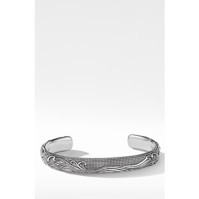 David Yurman Waves Cuff Bracelet