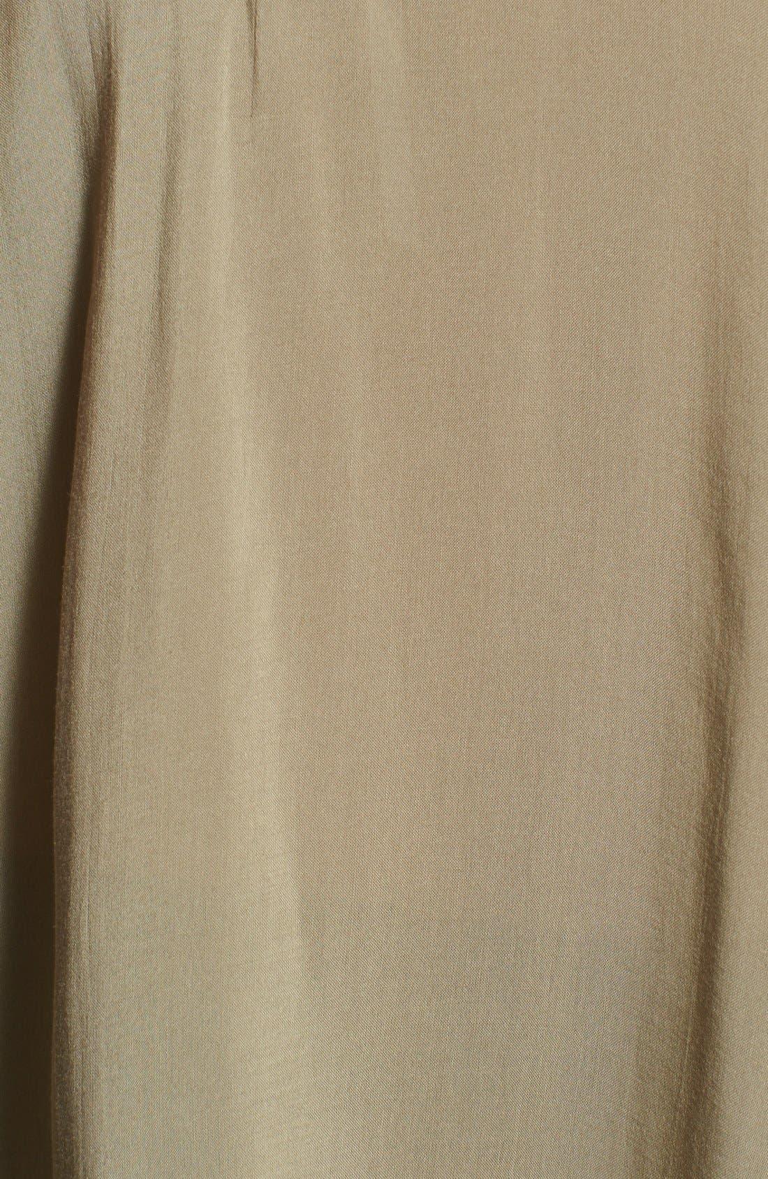,                             Lace Trim Handkerchief Hem Tank,                             Alternate thumbnail 6, color,                             300