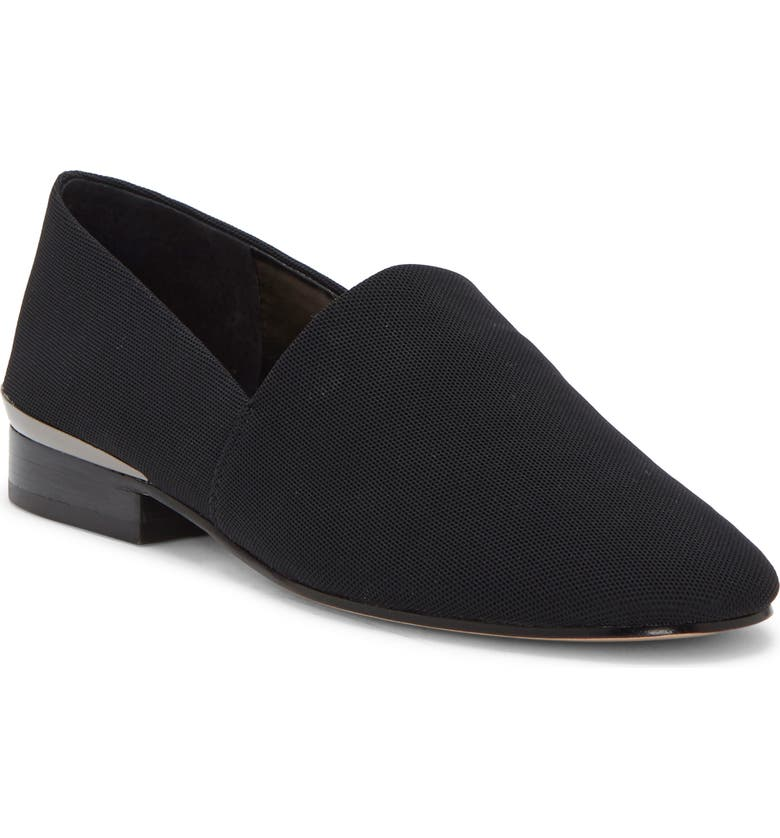 ENZO ANGIOLINI Tagwen Loafer, Main, color, BLACK FABRIC