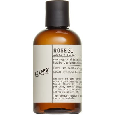 Le Labo Rose 31 Body Oil