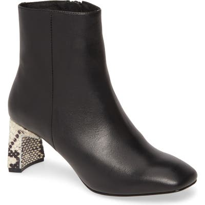 Jaggar Flair Bootie, Black