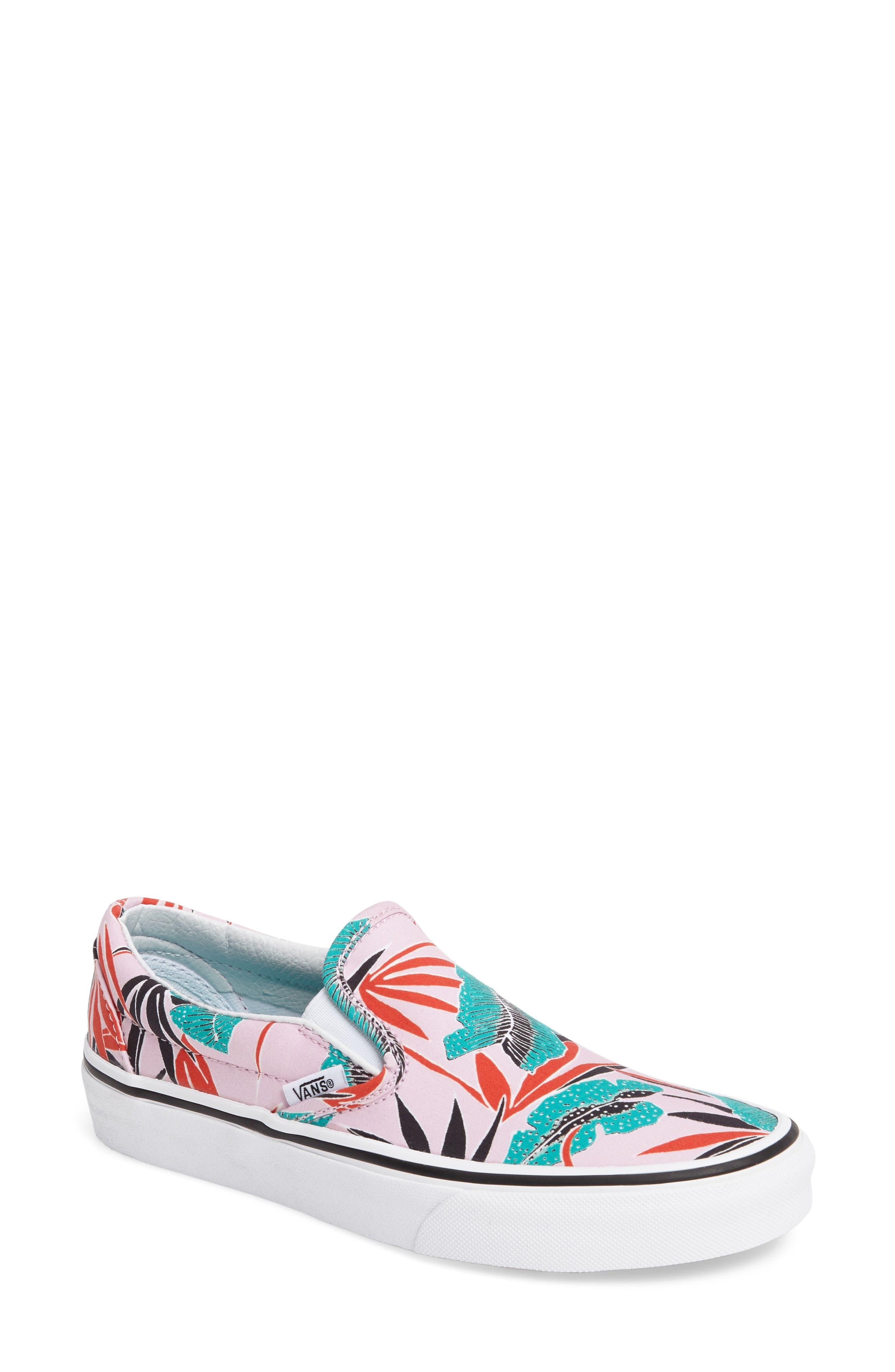 ,                             Classic Slip-On Sneaker,                             Main thumbnail 427, color,                             660