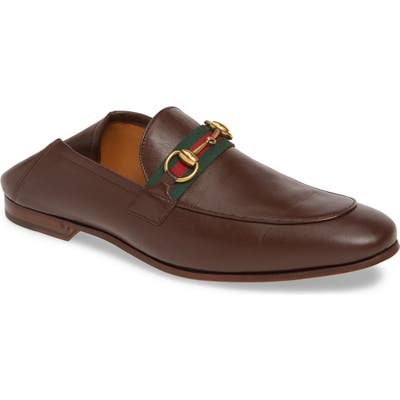 Gucci Bit Loafer, Brown