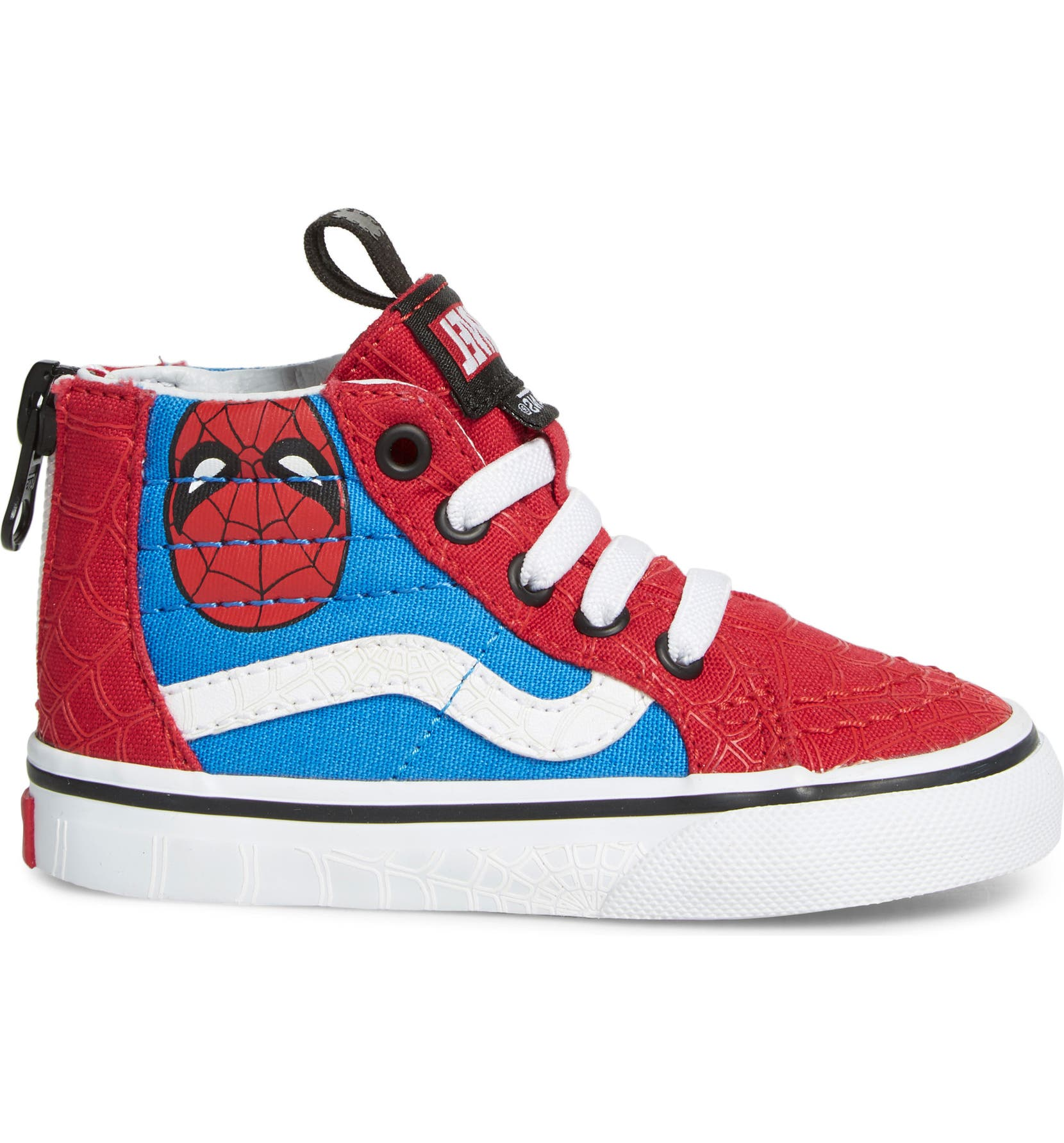 limpid in sight classic styles 2019 factory price x Marvel® Spider-Man SK8-Hi Sneaker
