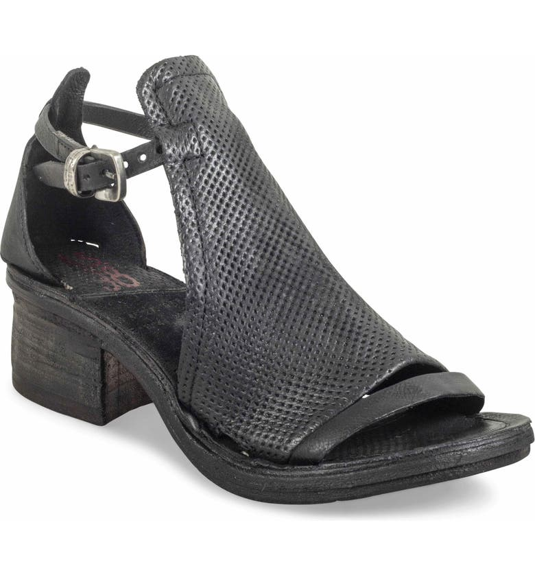 A.S.98 Kam Sandal, Main, color, BLACK