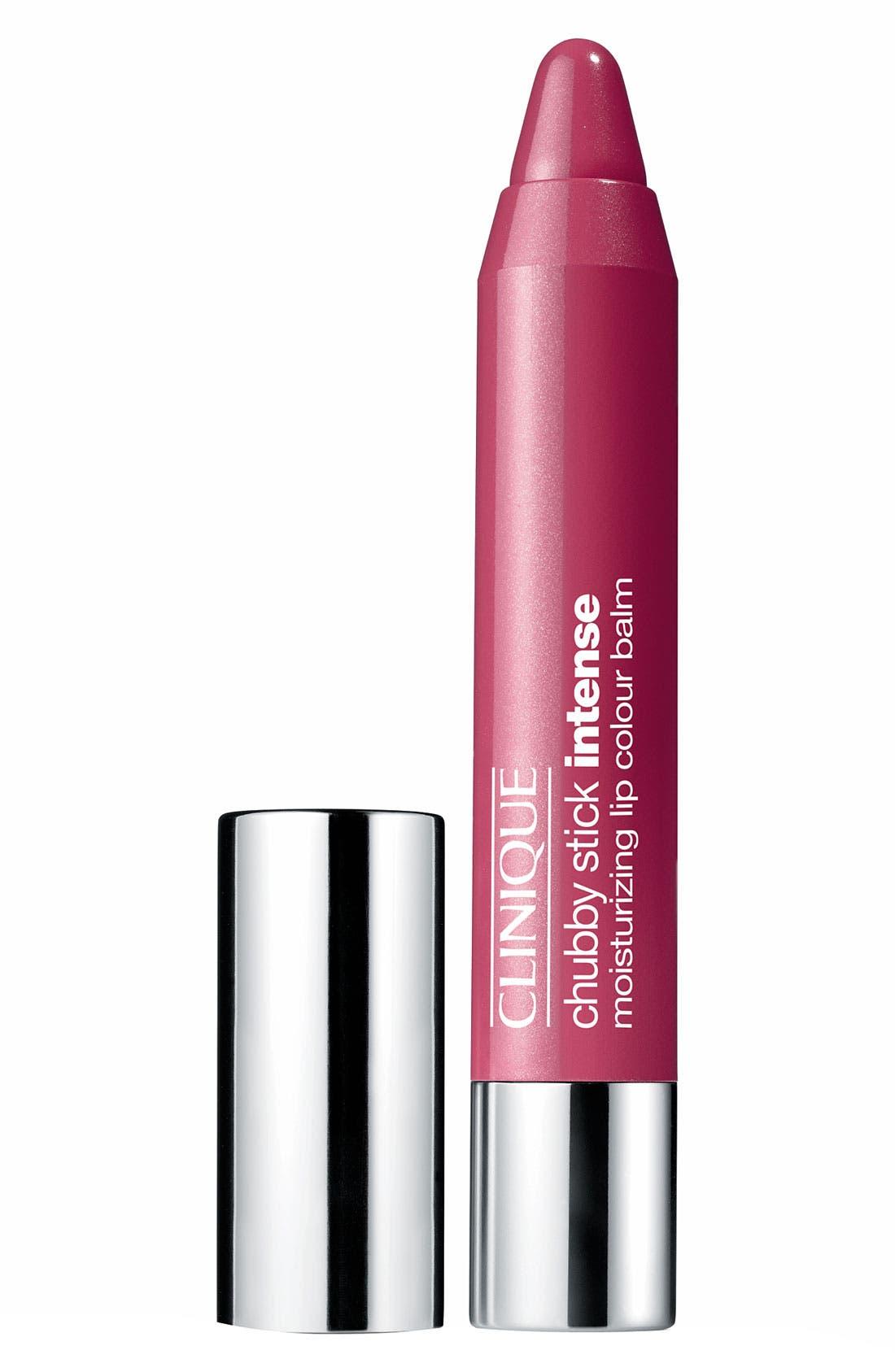 Chubby Stick Intense Moisturizing Lip Color Balm