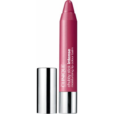 Clinique Chubby Stick Intense Moisturizing Lip Color Balm - 06 Roomiest Rose
