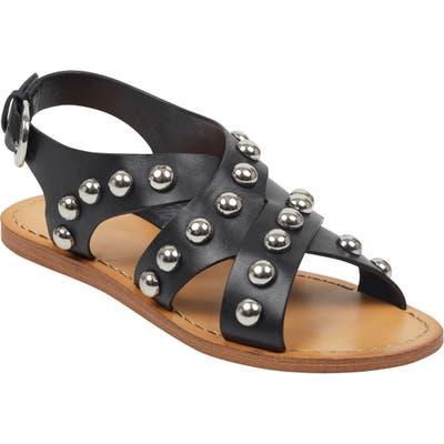 Marc Fisher Ltd Prancer Sandal, Black