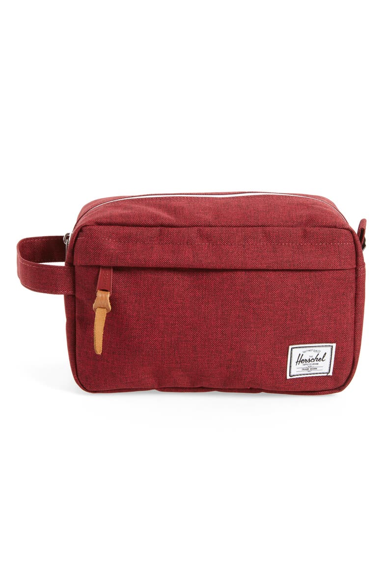 HERSCHEL SUPPLY CO. 'Chapter' Travel Kit, Main, color, 644
