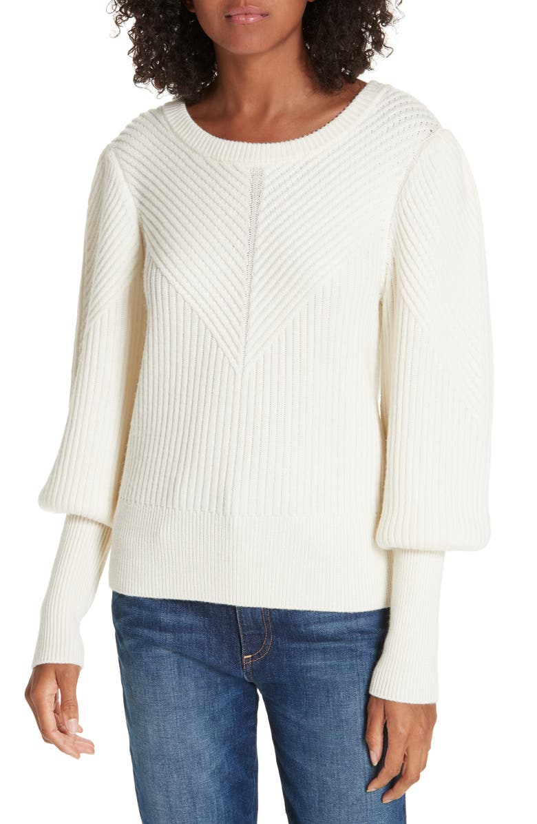 JOIE Ronita Sweater, Main, color, 100