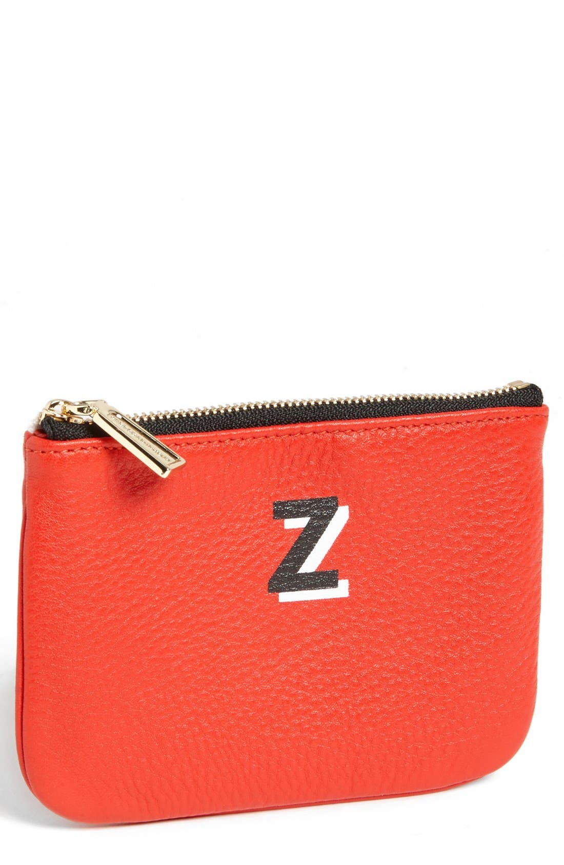 ,                             'Cory - A-Z' Leather Pouch,                             Main thumbnail 160, color,                             625