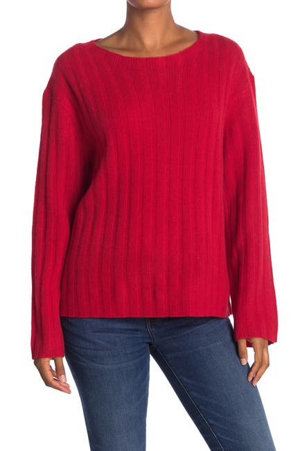 Image of 360 Cashmere Rayne Wide Gauge Cashmere Sweater
