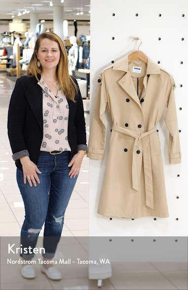 Dylan Trench Coat, sales video thumbnail
