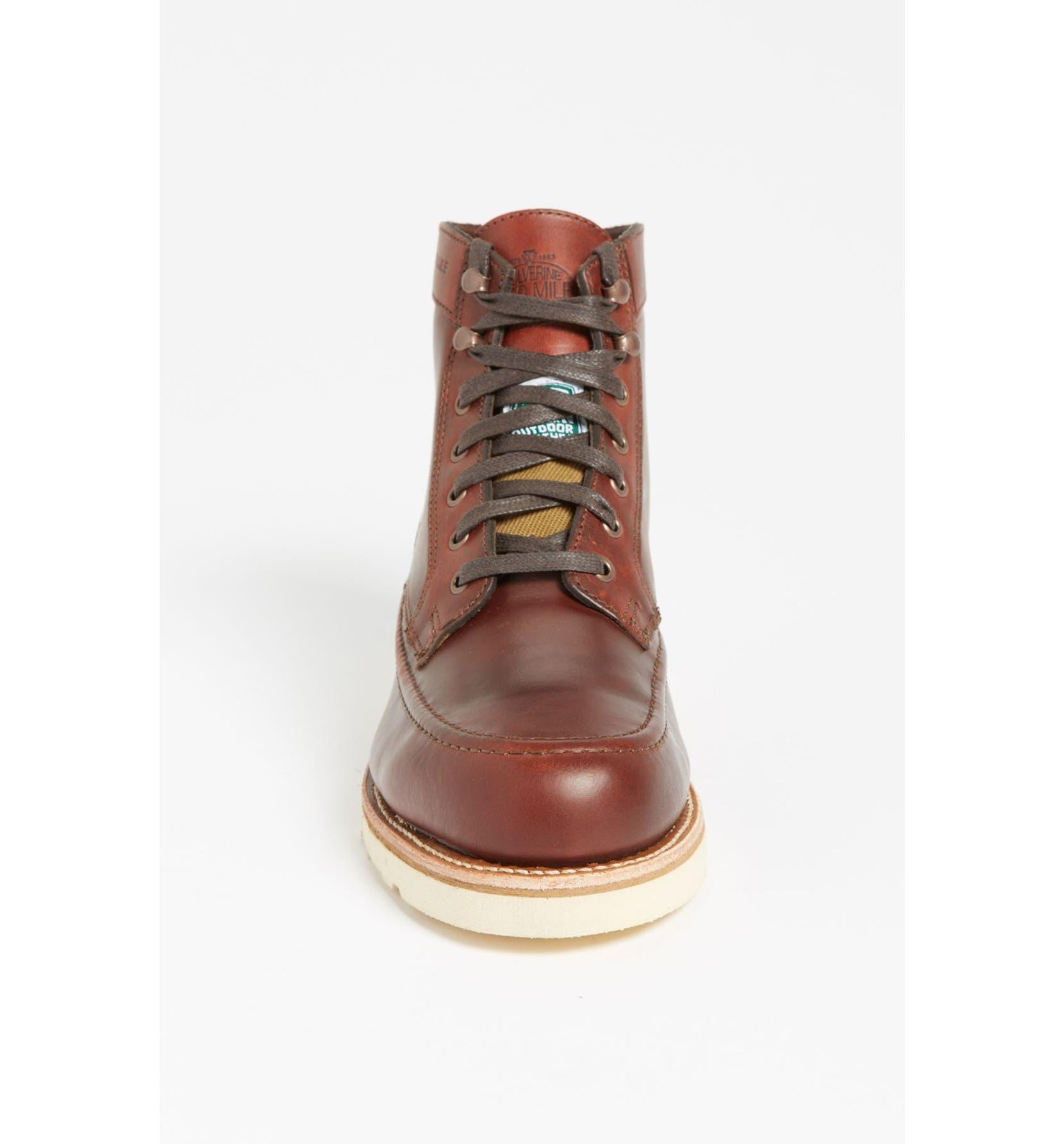 5a4741a1cf1 '1000 Mile - Emerson' Moc Toe Boot