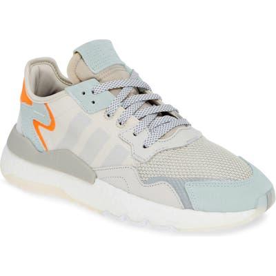 Adidas Nite Jogger Sneaker, White