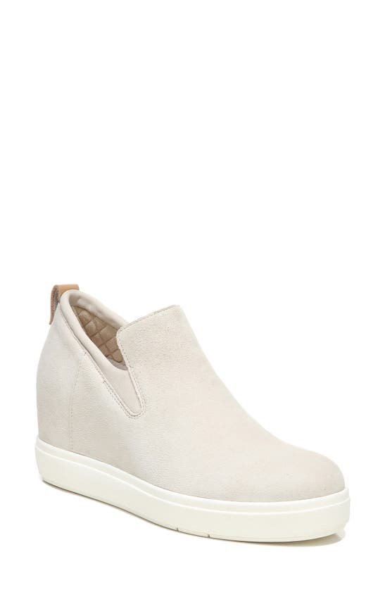 Dr. Scholl's Scarlette Wedge Slip-on In Oyster