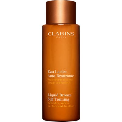 Clarins Liquid Bronze Self Tanner, .2 oz