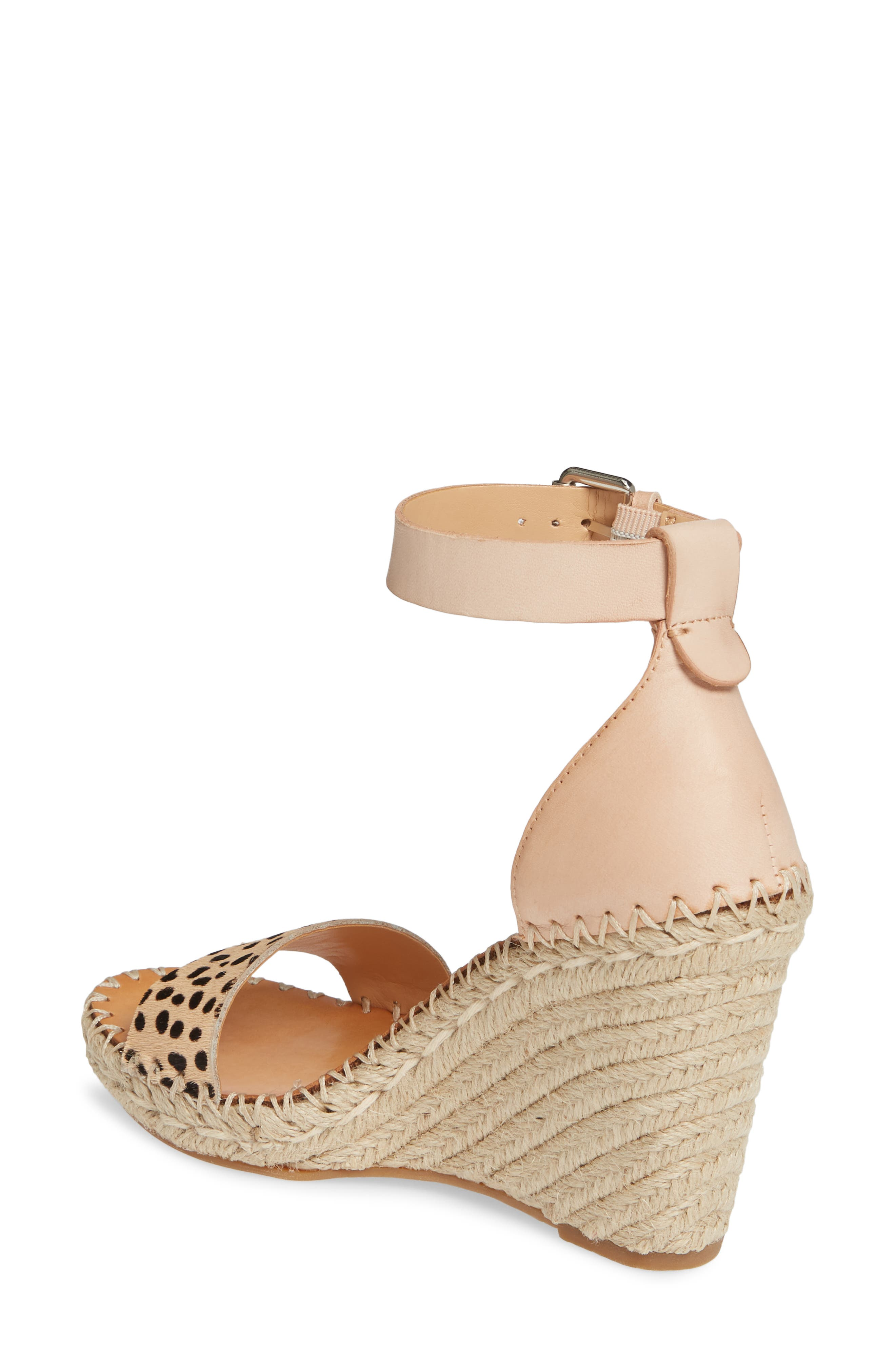 ,                             Noor Espadrille Wedge Sandal,                             Alternate thumbnail 14, color,                             241