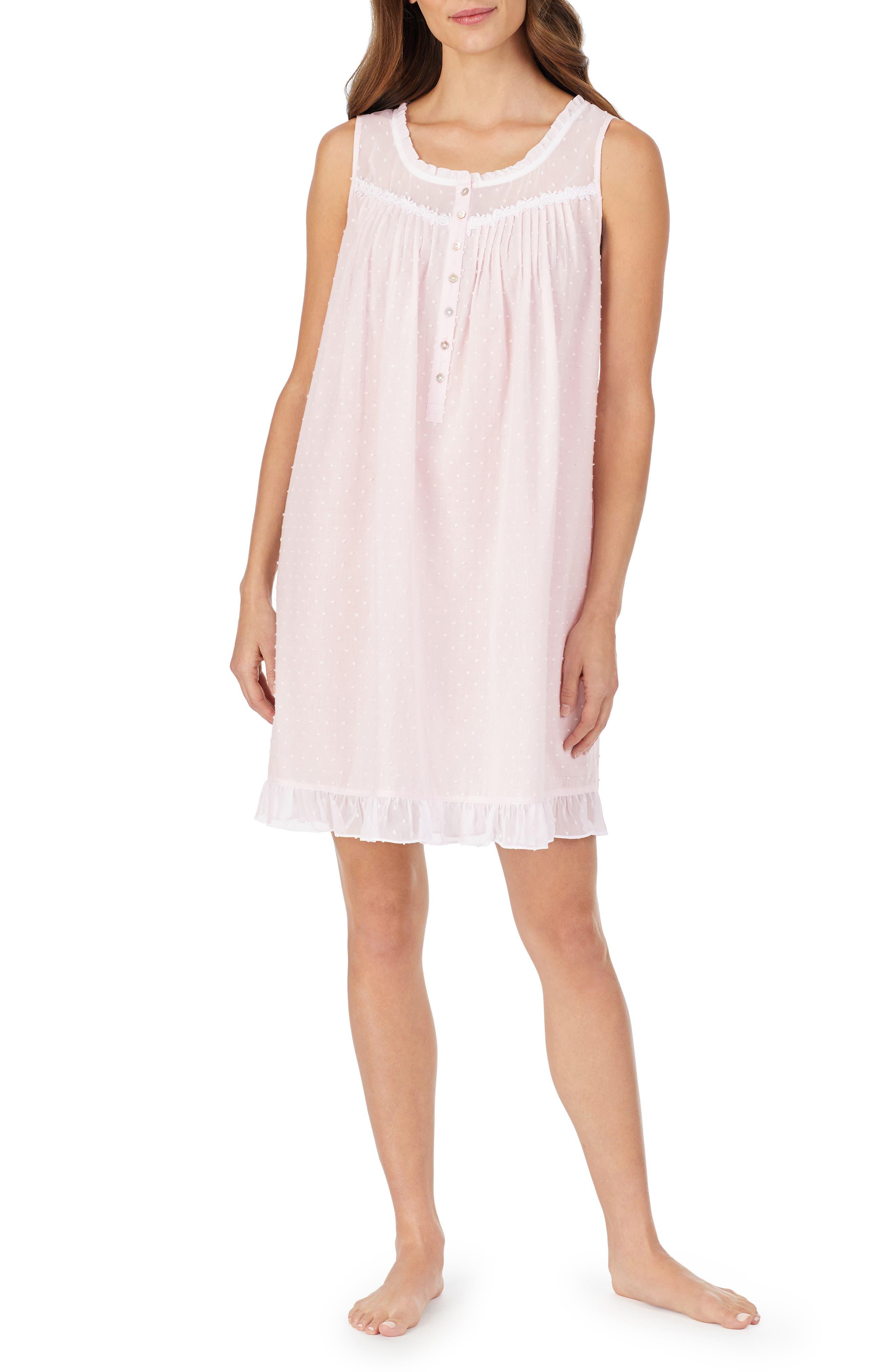 Eileen West Swiss Dot Nightgown
