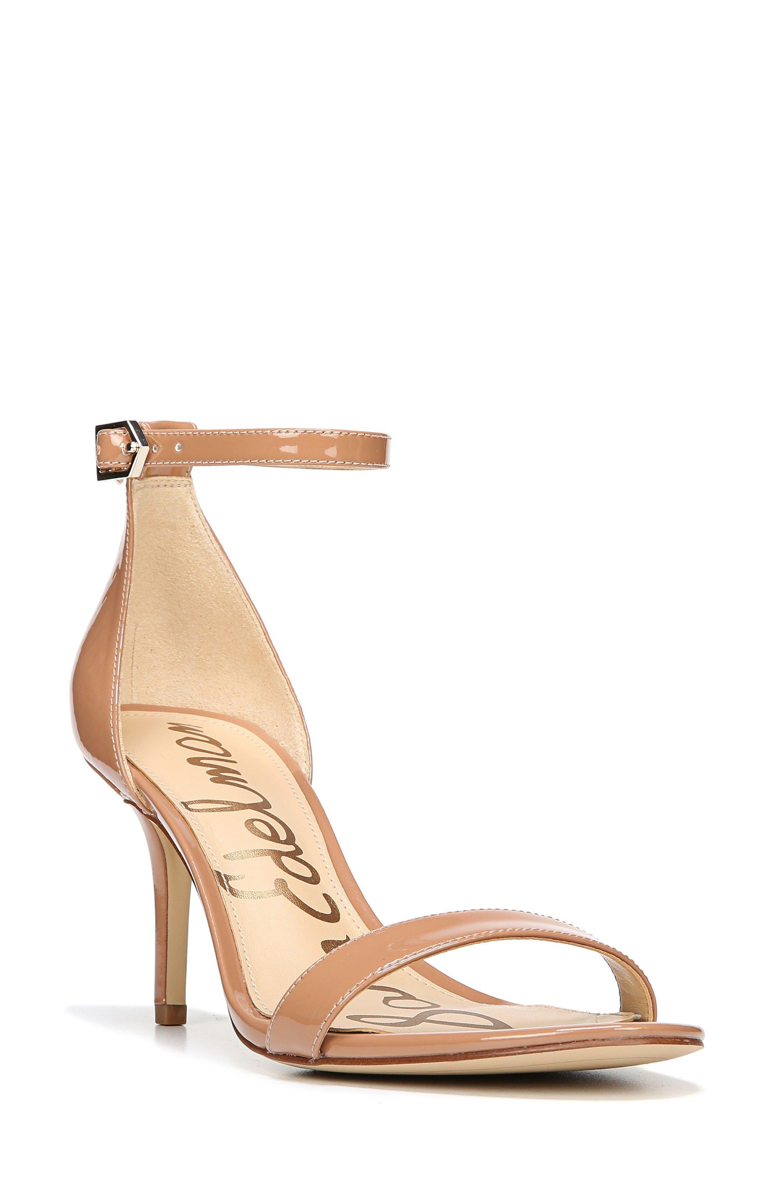 ,                             'Patti' Ankle Strap Sandal,                             Main thumbnail 188, color,                             257