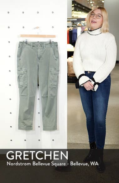 Jane Relaxed Cargo Pants, sales video thumbnail