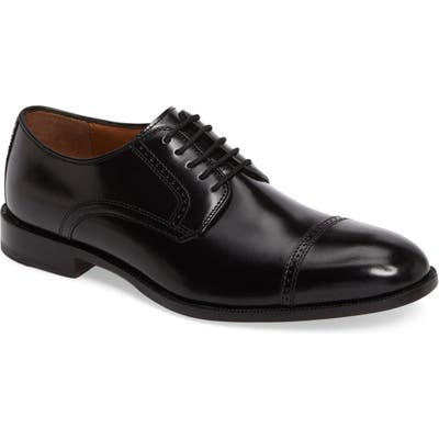 Johnston & Murphy Bradford Cap Toe Derby