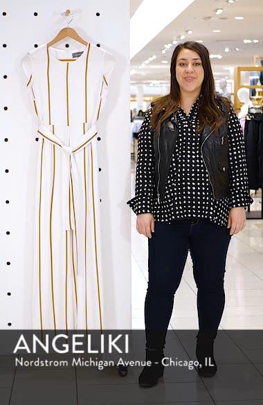 Stripe Jumpsuit, sales video thumbnail