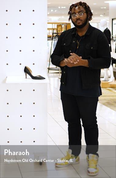 Jari Half d'Orsay Pump, sales video thumbnail