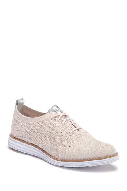 Image of Cole Haan Zerogrand Stitchlight Wingtip Oxford Sneaker