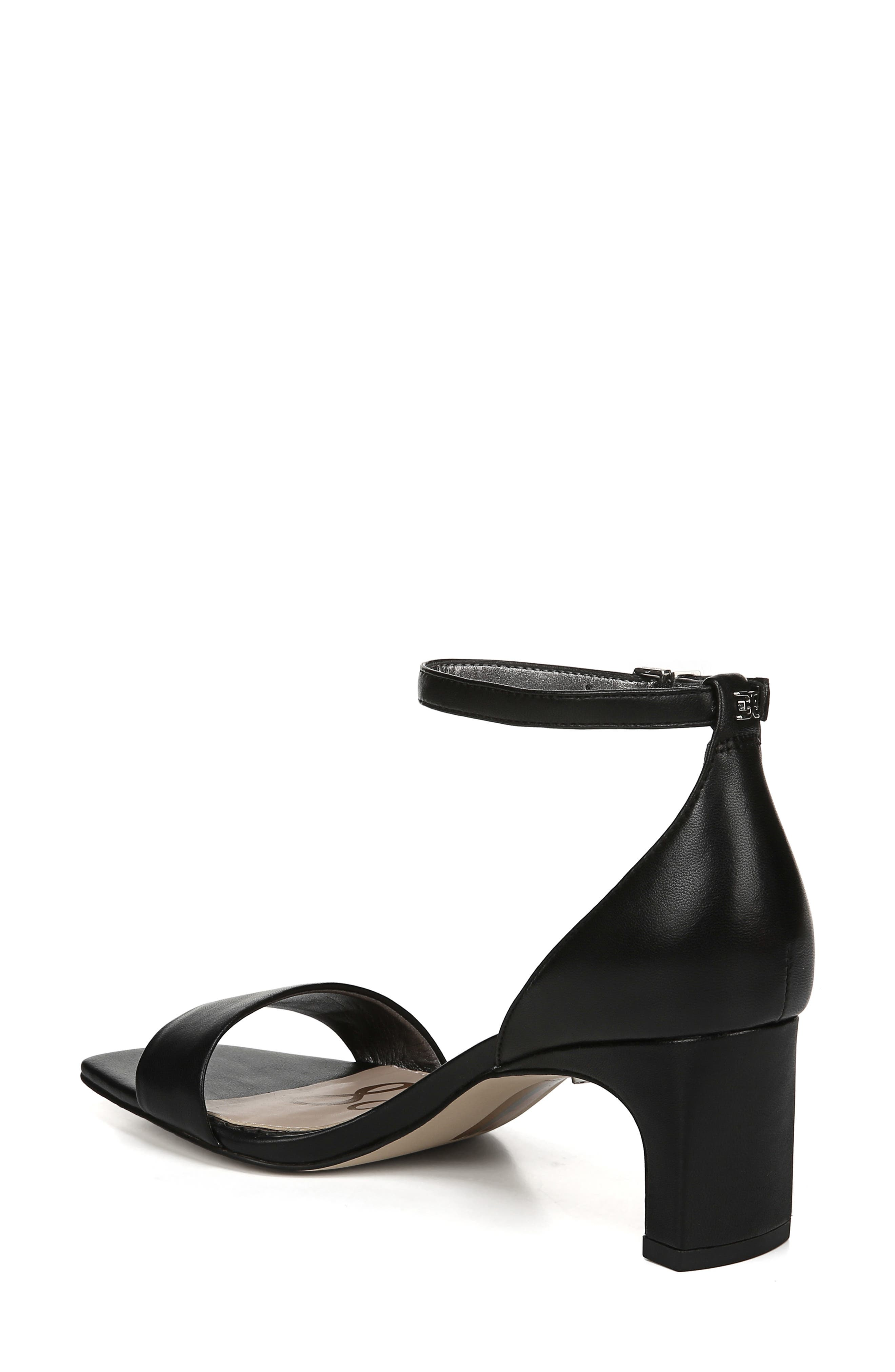 ,                             Holmes Ankle Strap Sandal,                             Alternate thumbnail 2, color,                             BLACK NAPPA LEATHER