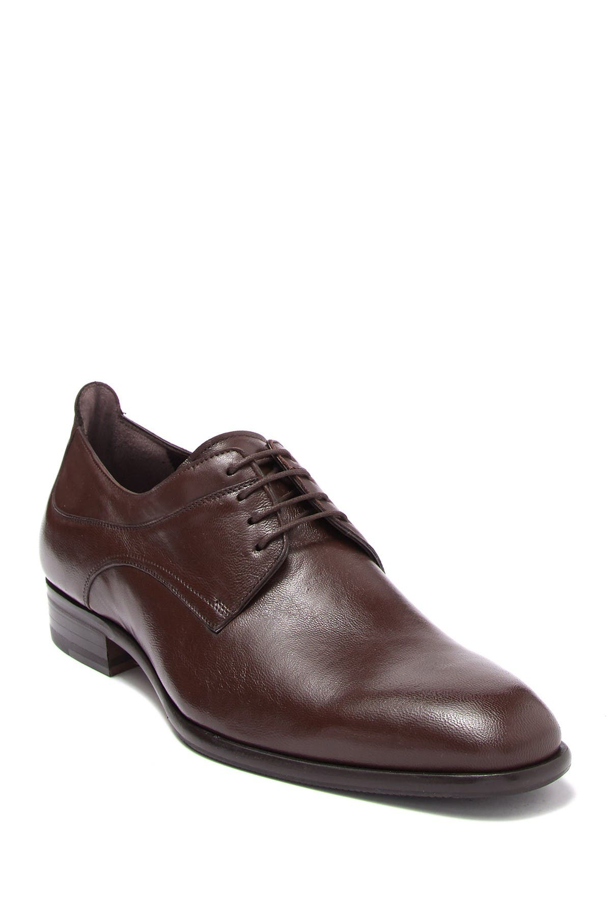 Image of Mezlan Leather Derby