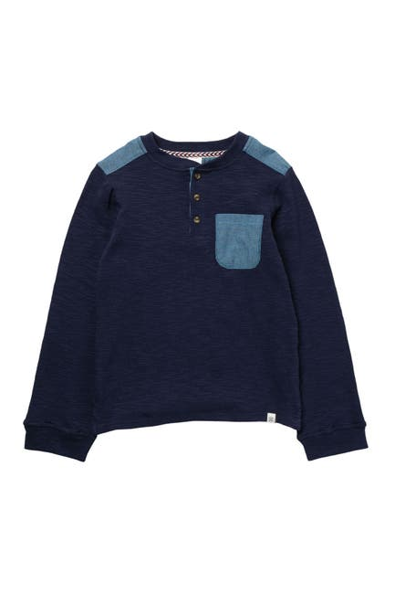 Image of Sovereign Code Doncaster Henley Top