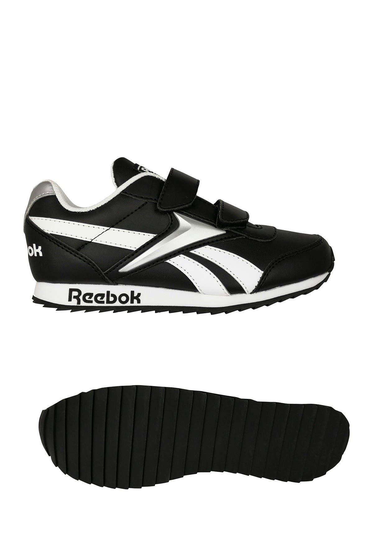 Image of Reebok Royal Double Strap Jogger Sneaker