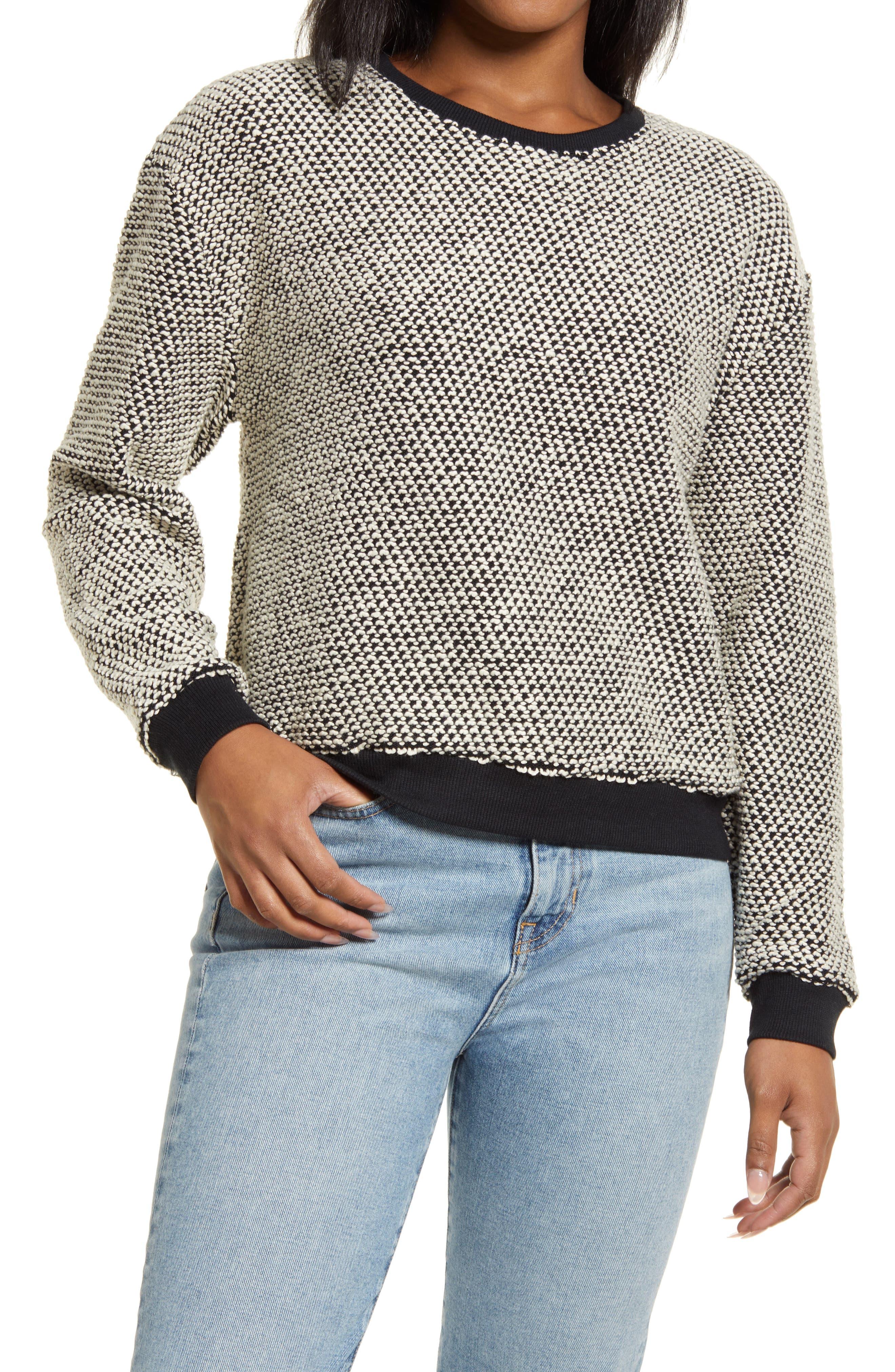 Birdseye Sweatshirt