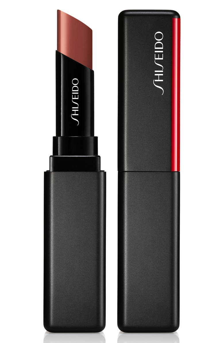 SHISEIDO VisionAiry Gel Lipstick, Main, color, WOODBLOCK