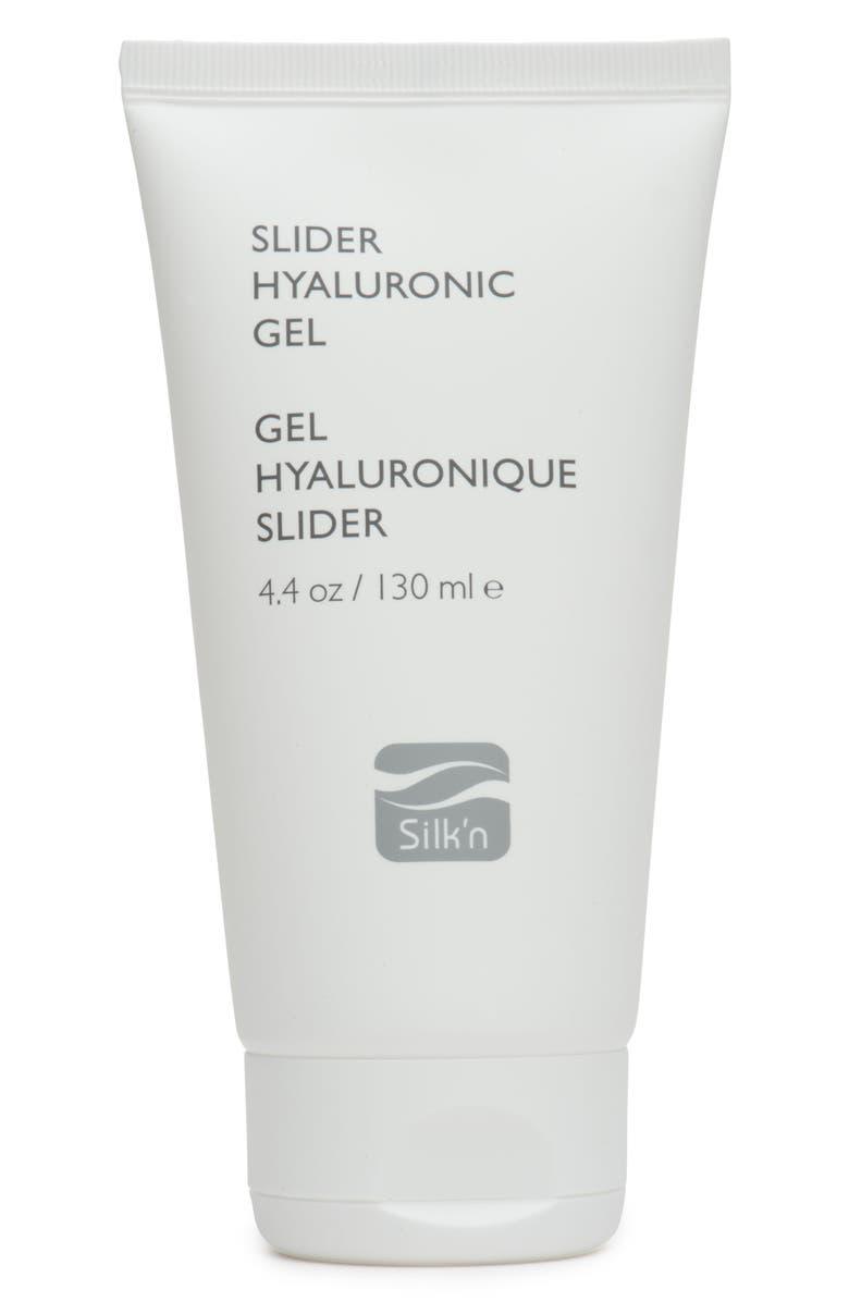 SILK'N Slider Hyaluronic Gel, Main, color, NO COLOR