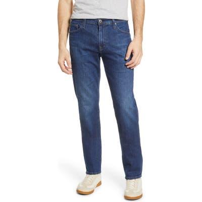 Ag Everett Slim Straight Leg Jeans, Blue