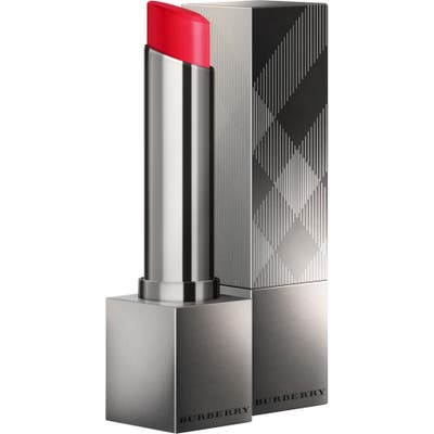 Burberry Beauty Kisses Sheer Lipstick - No/ 305 Military Red