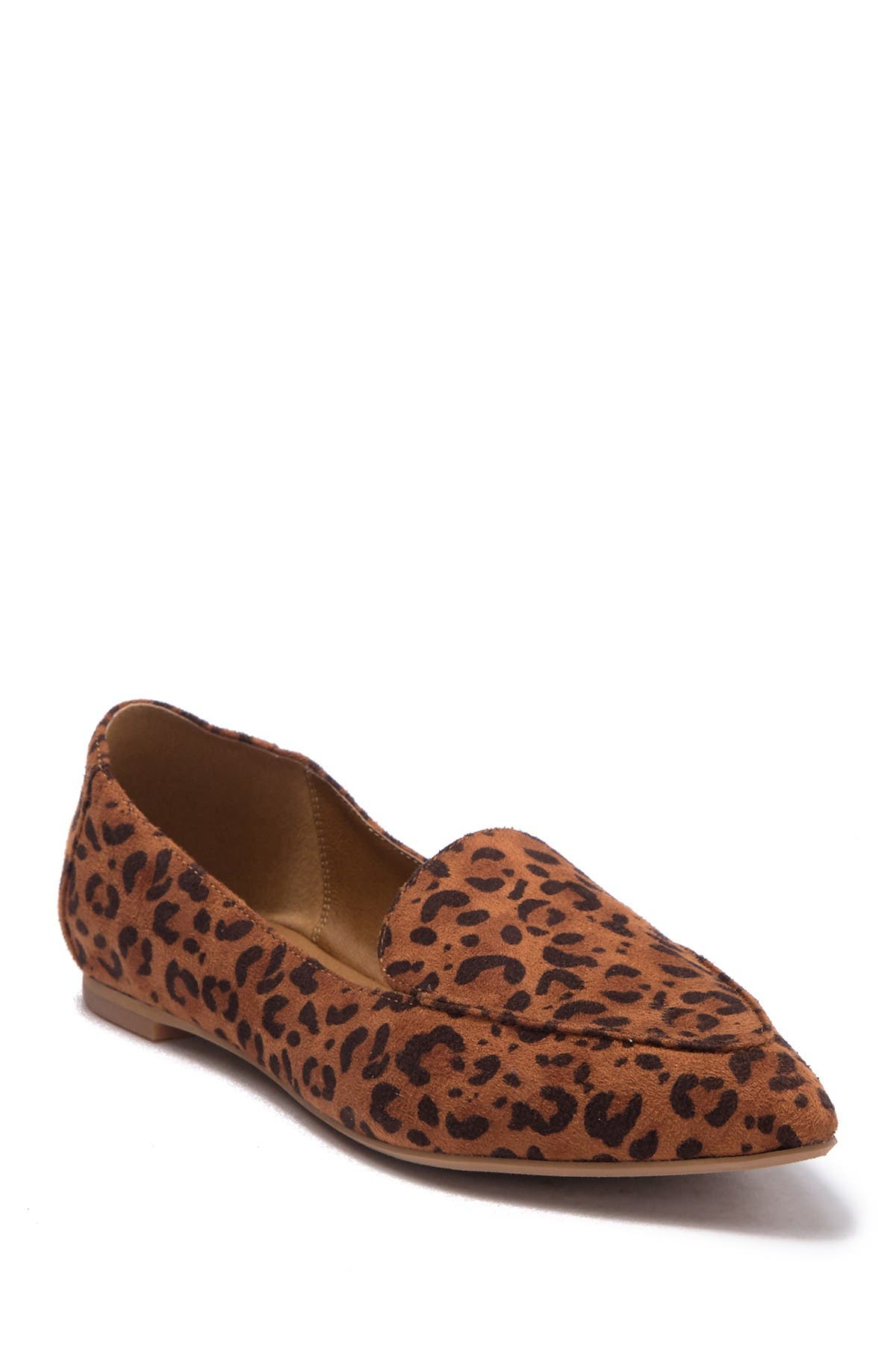 Abound | Kali Pointed Toe Flat - Wide