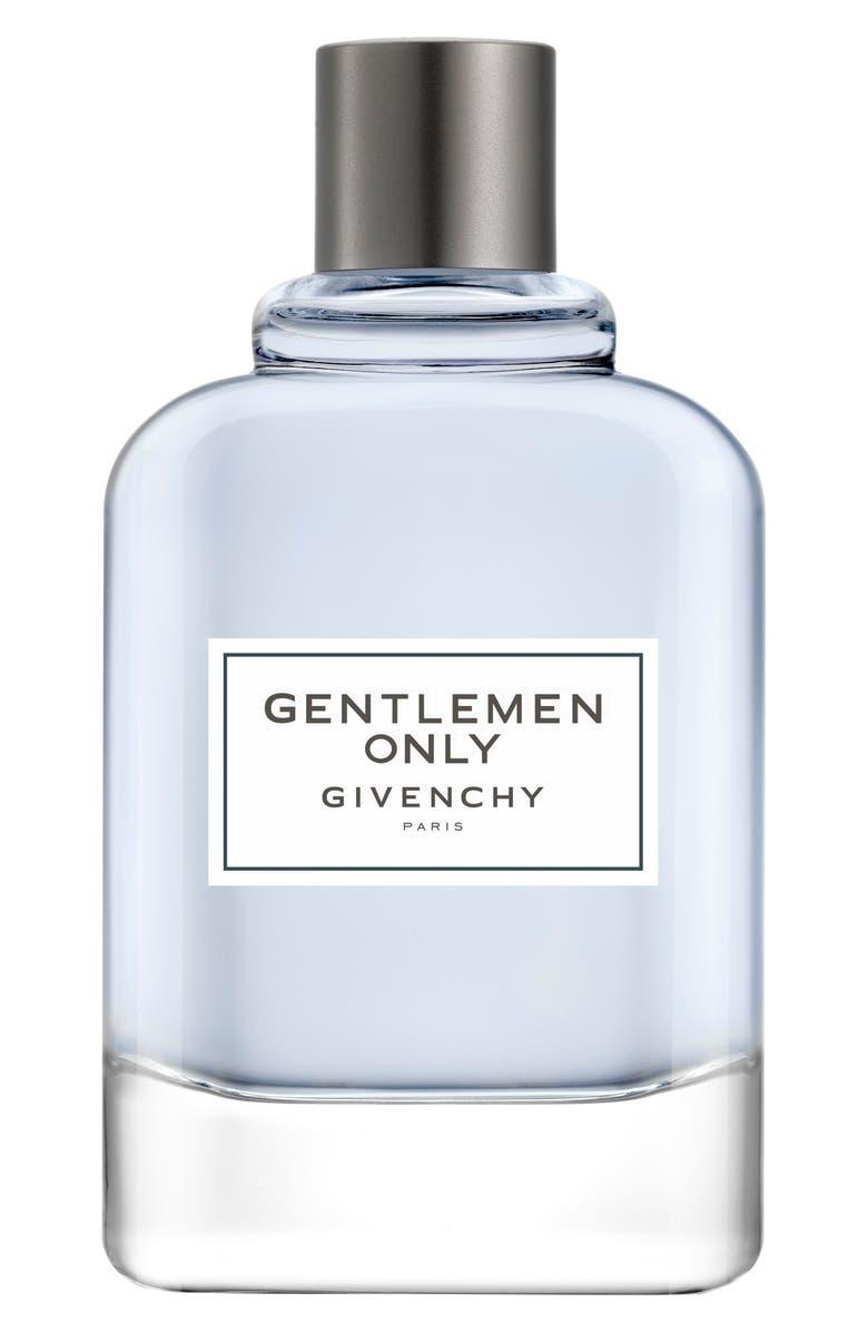 GIVENCHY 'Gentlemen Only' Eau de Toilette, Main, color, NO COLOR