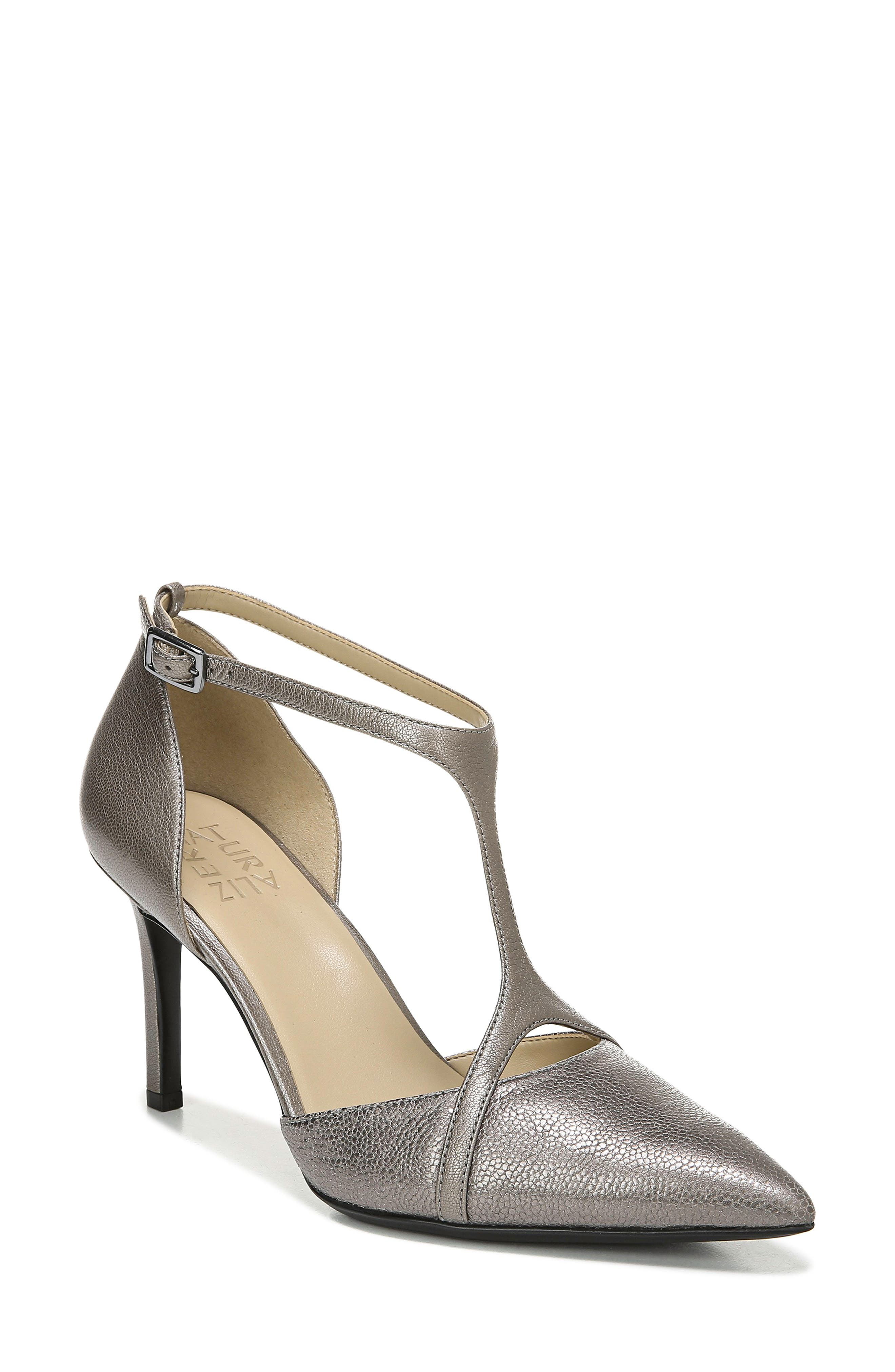 Naturalizer Andrea Pump, Metallic