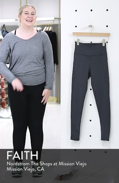 High Waist Full Length Leggings, sales video thumbnail