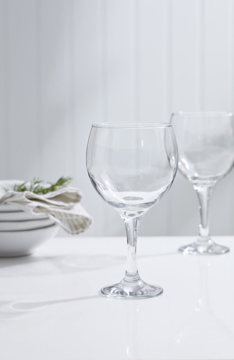 THE WHITE COMPANY Set of 2 Gin & Tonic Glasses, Main, color, 100
