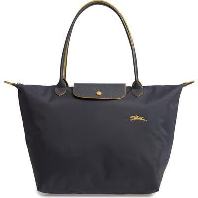 Longchamp Le Pliage Club Tote - Grey