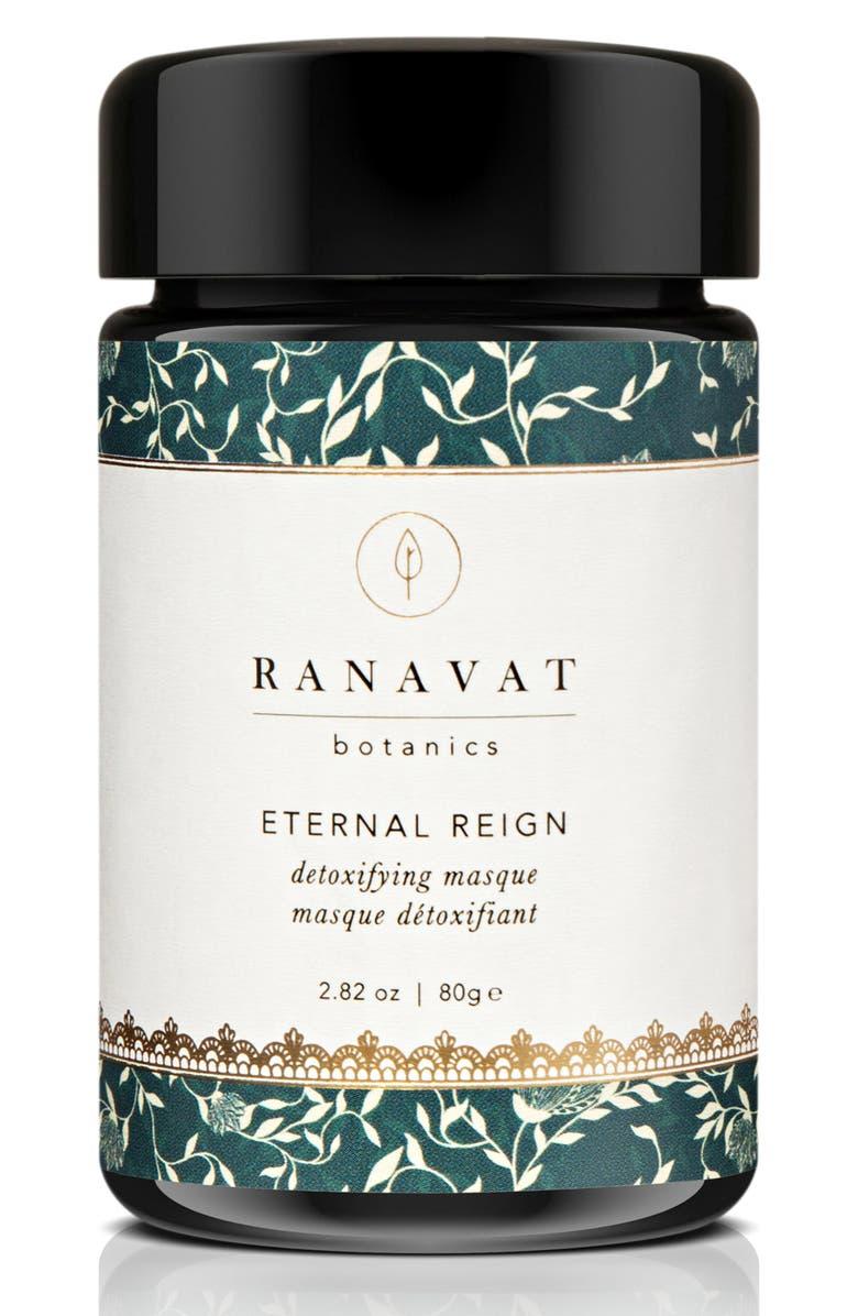 RANAVAT BOTANICS Eternal Reign Detoxifying Masque, Main, color, 300