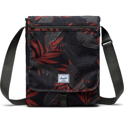 Herschel Supply Co. Lane Crossbody Bag - Black