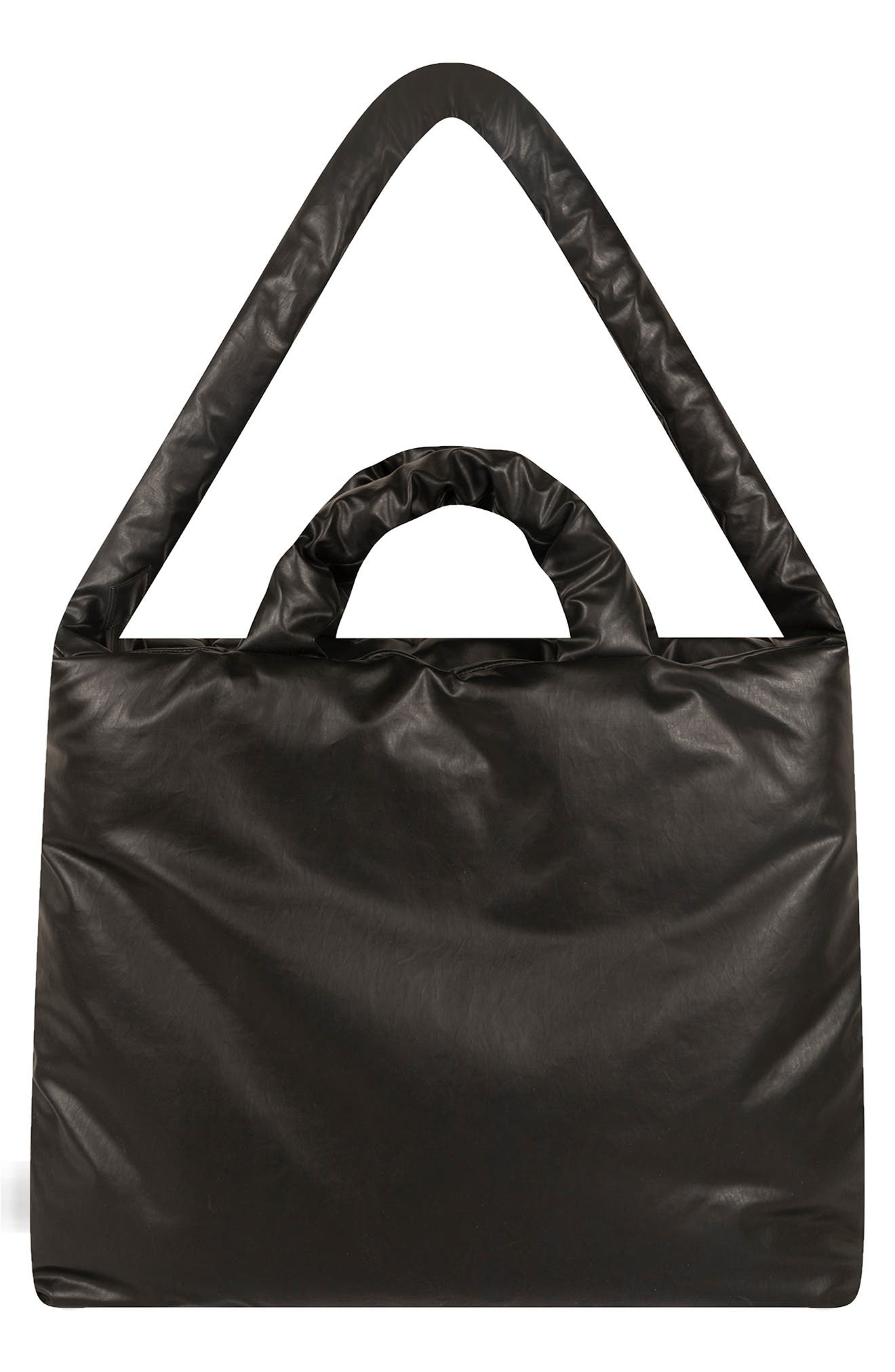 Large Oiled Canvas Baby Bag
