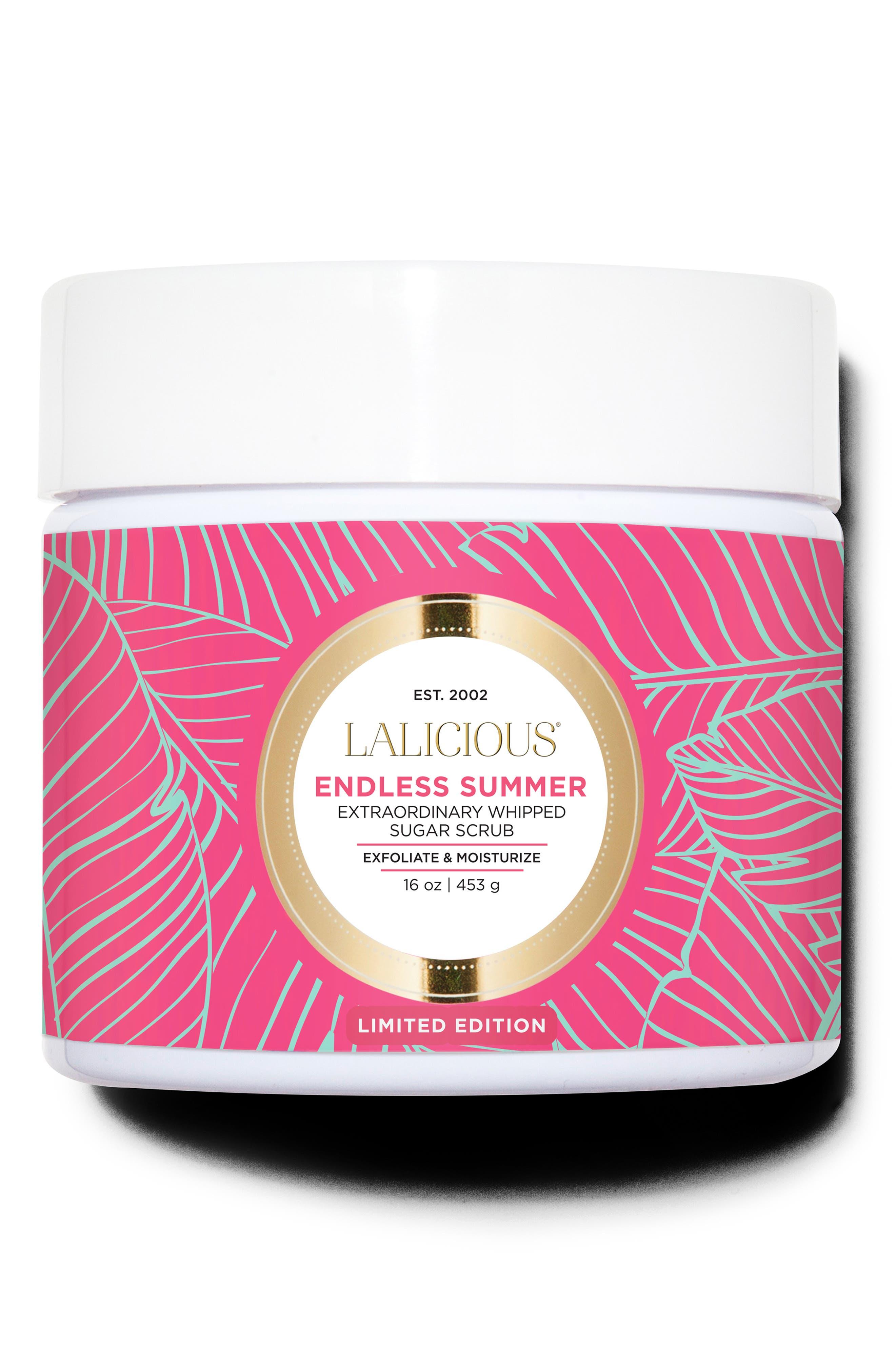 Endless Summer Extraordinary Whipped Sugar Scrub