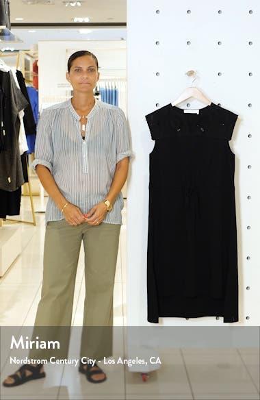 Lace Panel High/Low Dress, sales video thumbnail